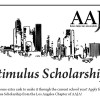 SCHOLARSHIP: Application deadline November 3
