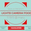 Join AAJA-LA for Lights! Camera! Food! on Nov. 19