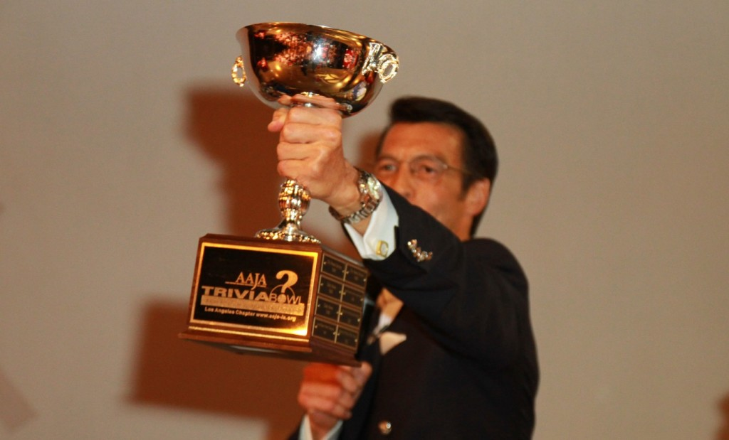 AAJA Trivia Bowl Rice Cup with David Ono