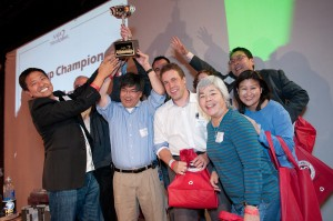 Japanese American Bar Association -- Rice Cup Champions