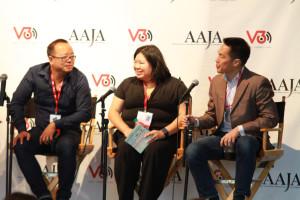 V3 Digital Media Conference - Vision, Visibility, Voice
