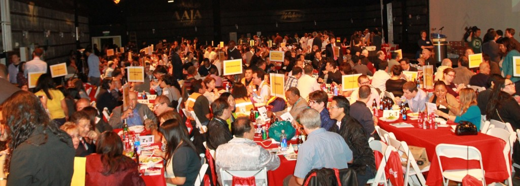 Full house at Trivia Bowl 2012.  (Photo credit: Steven Lam for AAJA-LA)