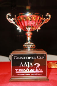 The Almighty Grasshopper Cup (Photo credit: Steven Lam for AAJA-LA)