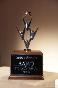 Spirit Award Trophy