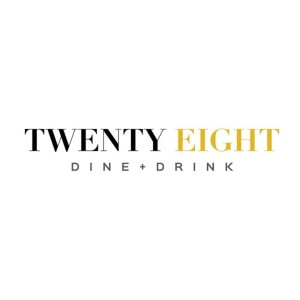 twenty eight restaurant logo