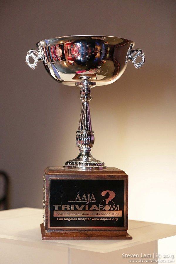AAJA Trivia Bowl.