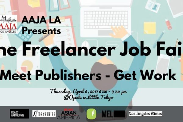 AAJA Freelancer Job Fair